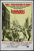 """Movie Posters:Science Fiction, Ravagers (Columbia, 1979). One Sheet (27"""" X 41""""). Three Hollywood greats (Art Carney, Richard Harris, and Ernest Borgnine) l..."""