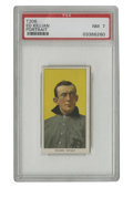 Baseball Cards:Singles (Pre-1930), 1909-11 T206 Ed Killian Portrait PSA NM 7. Upon inspection of the image surface if this fine T206 card, it's hard to believ...