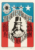 Music Memorabilia:Posters, Blues Project Avalon Concert Poster FD-5-2 (Family Dog, 1966). Lotsof firsts are associated with this poster, which helped... (Total:1 Item)