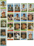 Autographs:Sports Cards, 1964 Topps Baseball Signed Cards Group Lot of 21. Great group of 21 from the visually appealing '64 Topps set, all bearing a...