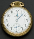 Timepieces:Pocket (post 1900), Hamilton 23 Jewel Model 950 Pocket Watch. ...