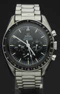 Timepieces:Wristwatch, Omega Speedmaster Professional Manual Wind Chronometer. ...