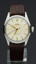 Timepieces:Wristwatch, Rolex Gent's Vintage Oyster Royal, circa 1957. ...