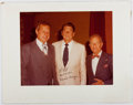 Autographs:U.S. Presidents, Ronald Reagan (1911-2004, 40th President of the United States).Inscribed Photograph to Ted Gunderson, Former Head of the FBI ...