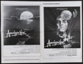 "Movie Posters:War, Apocalypse Now (United Artists, 1979 & R-2001). Uncut Pressbook(16 Pages, 11"" X 17"") & College Poster (13.5"" X 20""). War.. ...(Total: 2 Items)"