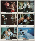 "Movie Posters:James Bond, From Russia with Love (United Artists, R-1984). Lobby Cards (6)(11"" X 14""). James Bond.. ... (Total: 6 Items)"