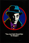 "Dick Tracy (Buena Vista, 1990). One Sheet (27"" X 40"") DS, ""Big Boy Caprice"" Al Pacino Villain Advanc..."