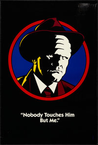 "Dick Tracy (Buena Vista, 1990). One Sheet (27"" X 40"") DS, ""The Brow"" Chuck Hicks Villain Advance. Ac..."