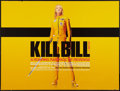 "Movie Posters:Action, Kill Bill: Vol. 1 (Miramax, 2003). British Quad (30"" X 40"") DS.Action.. ..."