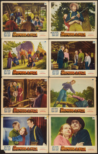 """The Shepherd of the Hills (Paramount, 1941). Lobby Card Set of 8 (11"""" X 14""""). Drama. ... (Total: 8 Items)"""
