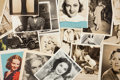 """Movie Posters:Miscellaneous, Female Star Lot (Various, 1930s-1940s). Photos (16) (7.5"""" X 9.5"""" & 8"""" X 10"""") & Paper Prints (4) (8"""" X 10"""" & 8.5"""" X 10.5""""). M... (Total: 20 Items)"""