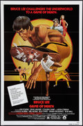 "Movie Posters:Action, Game of Death (Columbia, 1979). One Sheet (27"" X 41"") & UncutPressbook (Multiple Pages, 8.5"" X 14""). Action.. ... (Total: 2Items)"