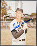Baseball Collectibles:Photos, Ted Williams Signed Photograph....
