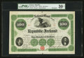 World Currency: , Ireland National Bond of the Republic of Ireland $100 S105 186(6-7)Pick S105 FE10. ...