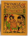 Books:Children's Books, Laura Bancroft. Twinkle and Chubbins. Reilly & Britton,1911. Later impression. Toning and staining. Hinges crac...