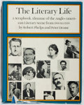 Books:Books about Books, [Books About Books]. Robert Phelps, et al. The Literary Life. FSG, 1968. First edition, first printing. Minor rubbin...