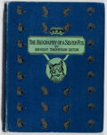 Books:Fiction, Ernest Thompson Seton. The Biography of a Silver-Fox.Constable, 1909. First edition, first printing. Owner's na...