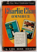 Books:Mystery & Detective Fiction, Earl Derr Biggers. Charlie Chan Omnibus. Grosset &Dunlap, 1928. First collected edition, first printing. Toningand...