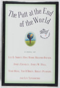 Books:Mystery & Detective Fiction, Lee K. Abbott, et al. SIGNED. The Putt at the End of theWorld. Warner, 2000. First edition, first printing. S...