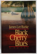 Books:Mystery & Detective Fiction, James Lee Burke. SIGNED. Black Cherry Blues. Little, Brown, 1989. First edition, first printing. Signed by the...