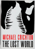 Books:Science Fiction & Fantasy, Michael Crichton. SIGNED. The Lost World. Knopf, 1995. Firstedition, first printing. Signed by the author. Fine...