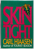 Books:Mystery & Detective Fiction, Carl Hiaasen. Skin Tight. Putnam, 1989. First edition, firstprinting. Minor rubbing and toning. Near fine....