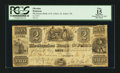 Canadian Currency: , St. John's, LC- Mechanics Bank 2 Piastres Nov. 29, 1837 Ch.440-12-04-04. ...