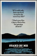 "Movie Posters:Adventure, Stand By Me and Other Lot (Columbia, 1986). One Sheet (27"" X 41"")and Japanese Poster (10"" X 14"") DS. Adventure.. ... (Total: 2Items)"