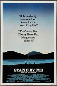 "Stand By Me and Other Lot (Columbia, 1986). One Sheet (27"" X 41"") and Japanese Poster (10"" X 14"") DS..."