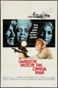 """Movie Posters:Science Fiction, The Omega Man (Warner Brothers, 1971). One Sheet (27"""" X 41""""). Science Fiction.. ..."""