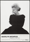 "Movie Posters:Miscellaneous, Marilyn Monroe: Photography of Bert Stern (Reichelt & Brockman,2000). German A1 (23.5"" X 33""). Miscellaneous.. ..."