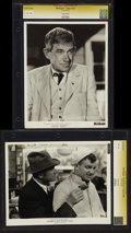 """Movie Posters:Comedy, Will Rogers in Judge Priest & Other Lot (Fox, 1934). CGC GradedPhotos (2) (8"""" X 10""""). Comedy.. ... (Total: 2 Items)"""