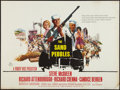 "Movie Posters:War, The Sand Pebbles (20th Century Fox, 1966). British Quad (30"" X40""). War.. ..."