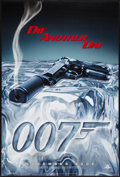 "Movie Posters:James Bond, Die Another Day (MGM, 2002). One Sheet (27"" X 41"") DS Advance.James Bond.. ..."