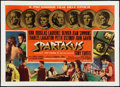 "Movie Posters:Action, Spartacus (Universal International, 1960). Italian Foglio (26.5"" X38""). Action.. ..."