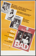 "Movie Posters:Exploitation, Andy Warhol's Bad (Constantin Film, 1977). German Poster (11.5"" X18.75""). Exploitation.. ..."
