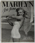 Books:Photography, Andre de Dienes. Marilyn Mon Amour. St. Martin's, 1985. First edition, first printing. Foxing and offsetting. Ve...