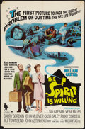 "Movie Posters:Comedy, The Spirit Is Willing (Paramount, 1967). One Sheet (27"" X 41""). Comedy.. ..."