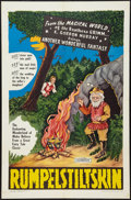 """Movie Posters:Fantasy, Rumpelstiltskin and Others Lot (K. Gordon Murray, 1955). One Sheets (6) (27"""" X 41""""). Fantasy.. ... (Total: 6 Items)"""