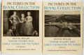 Books:Art & Architecture, Oliver Millar. Pictures in the Royal Collection. 2 volumes. Phaidon Press, 1963. First edition, first printing. ... (Total: 2 Items)