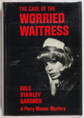 Books:Mystery & Detective Fiction, Erle Stanley Gardner. The Case of the Worried Waitress. Morrow, 1966. First edition, first printing. Slight lean...