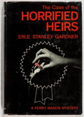 Books:Mystery & Detective Fiction, Erle Stanley Gardner. The Case of the Horrified Heirs.Morrow, 1964. First edition, first printing. Slight lean....