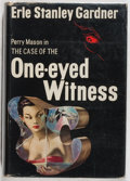 Books:Mystery & Detective Fiction, Erle Stanley Gardner. SIGNED. The Case of the One-EyedWitness. Morrow, 1950. First edition, first printing. Signe...