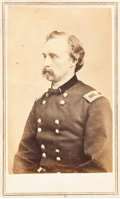 Photography:CDVs, George Armstrong Custer: 1864 Carte de Visite....