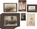 Photography:Cabinet Photos, Photography: Six Offbeat Slices of Americana.... (Total: 6 Items)