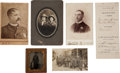 Photography:Cabinet Photos, Law Enforcement: Early Photographs Including Texas Rangers....(Total: 6 Items)