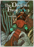 Books:Science Fiction & Fantasy, Gene Wolfe. SIGNED. The Devil in the Forest. Follett, 1976. First edition, first printing. Currey binding (A). ...