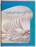 Books:Science Fiction & Fantasy, Hal Clement. Left of Africa. Aurian Society, 1976. First edition, first printing. Minor toning, else fine....