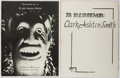 Books:Horror & Supernatural, Clark Ashton Smith [subject]. Group of Two First Edition Books. Various, 1963-1973. Toning and light bio-predation. Very goo... (Total: 2 Items)