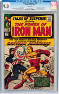 Silver Age (1956-1969):Superhero, Tales of Suspense #58 (Marvel, 1964) CGC VF/NM 9.0 White pages....